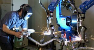 Robotic Welding Machinery