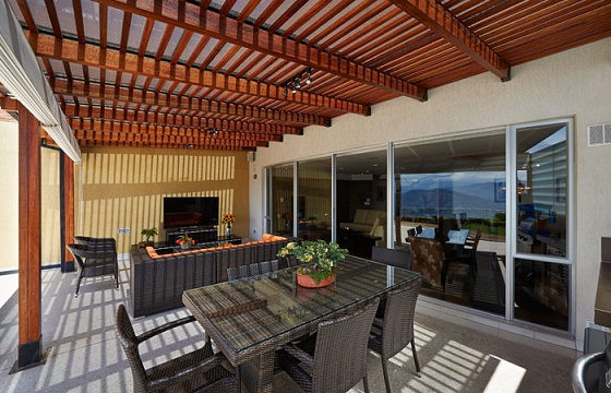 Outdoor Blinds Creating Cooler Spaces