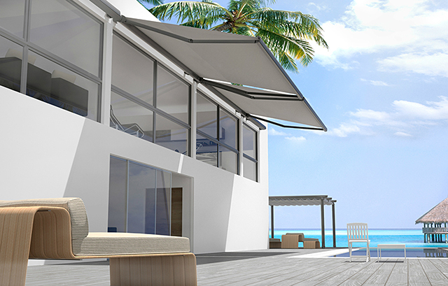 Folding arm awnings provide the comfort you need