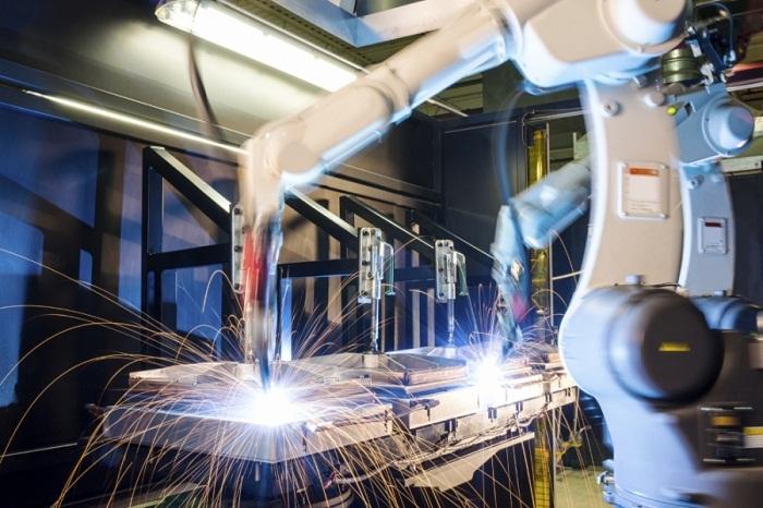 Robotic Welding Machinery