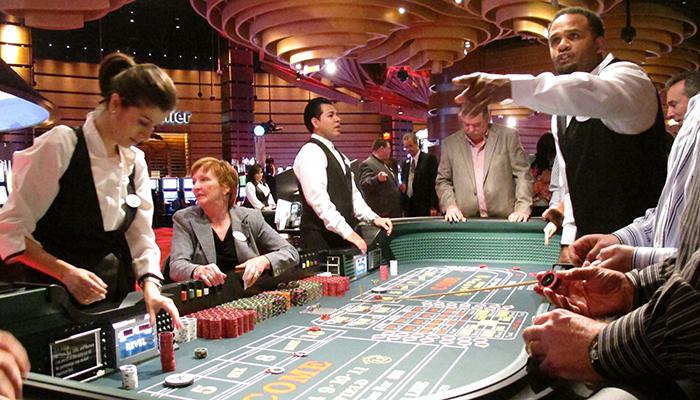 Casinos Celebrate