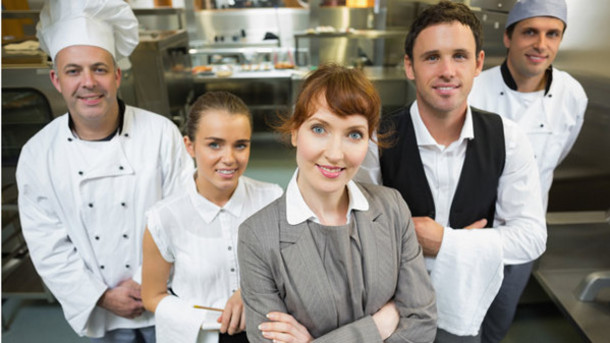 working in the hospitality industry