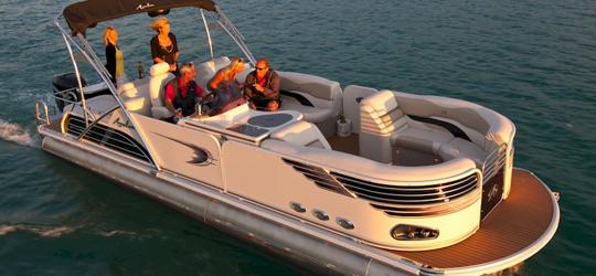 new pontoon