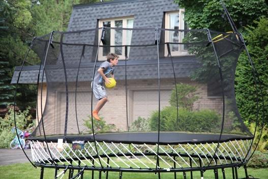 right-trampoline