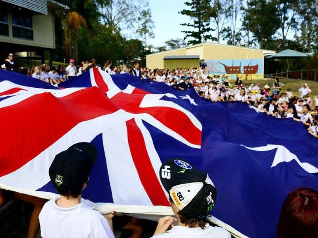 Australian National Flag and the Work of Allan Pidgeon